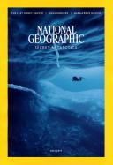 National Geographic (9 issues) cover