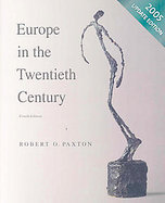 Europe in the twentieth century 2005 update cover
