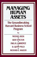 Managing Human Assets cover