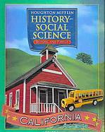 History-Social Studies, California Edition Level 1 - School and Family cover