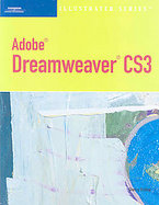 Adobe Dreamweaver CS3 – Illustrated cover