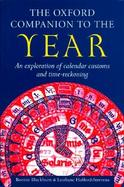 The Oxford Companion to the Year cover