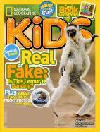 National Geographic Kids (6-12) (1 Year, 10 issues) cover