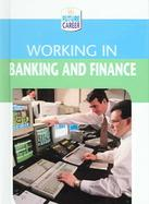 Working In Banking And Finance cover