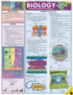 Biology Laminated Reference Guide cover
