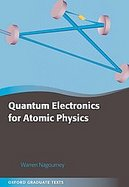 Quantum Electronics for Atomic Physics cover