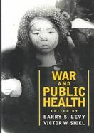 War and Public Health cover