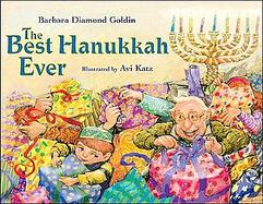 Best Hanukkah Ever cover