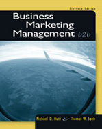 Business Marketing Management: B2B cover