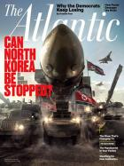 The Atlantic (1 Year, 10 issues) cover
