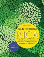 Ready for Revised Rica A Test Prep Guide for California's Reading Instruction Competence Assessment cover