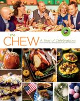 The Chew Celebrates the Holidays cover
