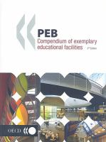 PEB compendium of exemplary educational Facilities cover