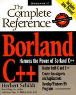 Borland C++: The Complete Reference cover