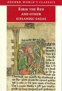 Eirik the Red And Other Icelandic Sagas cover