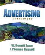 Advertising: A Framework cover