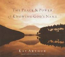 The Peace and Power of Knowing God's Name cover