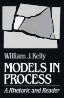 Models in Process A Rhetoric and Reader cover