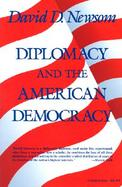 Diplomacy and the American Democracy cover