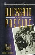 Quicksand and Passing cover