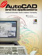 Autocad and Its Applications Release 12 for Windows cover