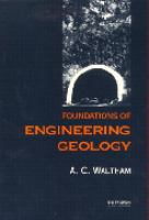 Foundations of Engineering Geology cover