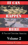 It Can Happen Here A Fascist Christian America cover