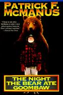The Night the Bear Ate Goombaw cover