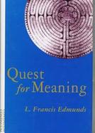 Quest for Meaning cover