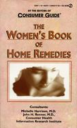 The Women's Book of Home Remedies cover