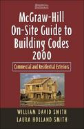 McGraw-Hill On-Site Guide to Building Codes: Commercial and Residential Exteriors cover