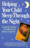 Helping Your Child Sleep Through the Night cover