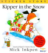 Kipper in the Snow Sticker Story cover