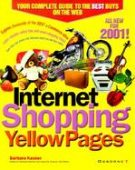 Internet Shopping Yellow Pages cover