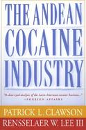 The Andean Cocaine Industry cover