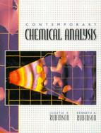 Contemporary Chemical Analysis cover