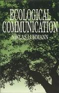 Ecological Communication cover