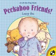 Peekaboo Friends cover