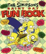 Matt Groening's the Simpsons Rainy Day Fun Book cover