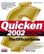 Quicken 2002 cover