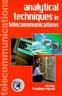 Analytical Techniques in Telecommunications cover
