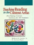 Teaching Reading in the Content Areas Developing Content Literacy for All Students cover