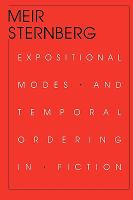 Expositional Modes and Temporal Ordering in Fiction cover