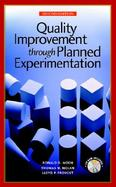 Quality Improvement Through Planned Experimentation cover
