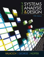 Essentials of Systems Analysis+design cover