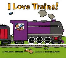 I Love Trains! cover