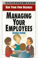 Managing Your Employees cover