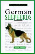 A New Owner's Guide to German Shepherds cover