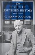 The Burden of Southern History cover