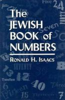 The Jewish Book of Numbers cover